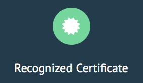 i-recognized-certificate